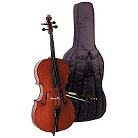 GEWAPure Cello Outfit EW 4/4 виолончель в комплекте (чехол, смычок, канифоль)